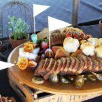 du Vlei bread table, bread board