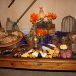 du Vlei bread table