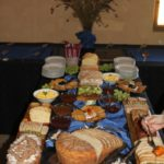 du Vlei bread table wedding