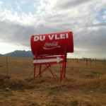 du Vlei on the R46, Coke Tin