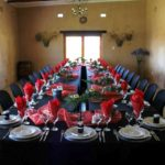 du Vlei indoor Christmas function