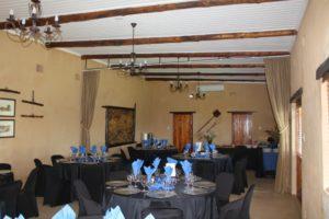 Du Vle round table Conference Centre
