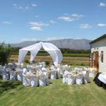 du Vlei wedding outdoors