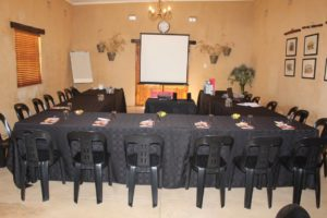 Du Vlei conference konferensie