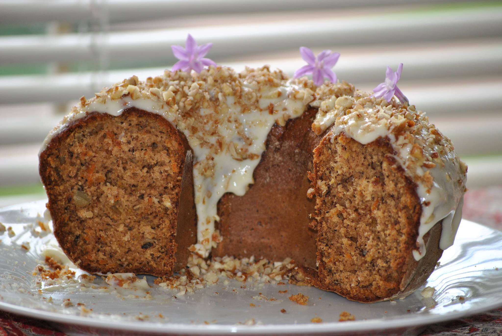 Du Vlei bakery Carrot Cake