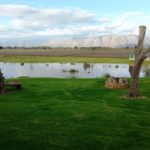 du Vlei accommodation view on Berg River