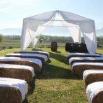 du Vlei outdoor wedding gazebo