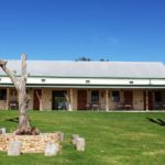 Du Vlei accommodation with a history